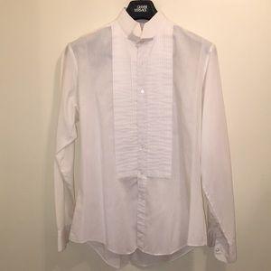 Monte Carlo tuxedo shirt